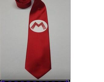 Mario Neck Tie