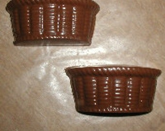 Small Baskets 3D Assembly Chocolate Mold
