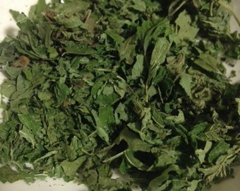 Dried lemon balm, tea, digestive, herb, 2-oz, Free shipping!