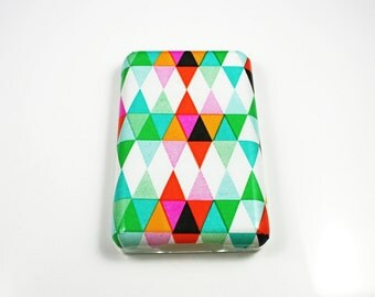 Multicolour Mosaic iPod Classic Hard Cover Shell Case 80/120/160 GB 6th 7th generation / iPod Touch 5