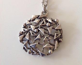 Vintage Norwegian necklace