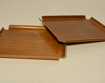 Pair of George Nelson for Herman miller Trays