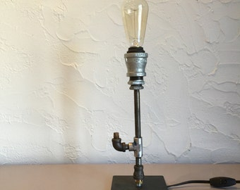 Industrial Desk Table Lamp (TL-12)
