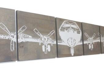 Aviation Wall Art airplane art | etsy