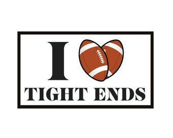 Tight End Etsy