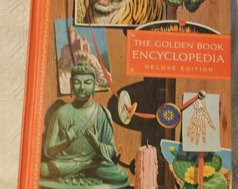 The Golden Book Encyclopedia Deluxe Edition #3