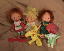 25% off customer app Strawberry shortcake lot if 3 dolls new outfits on cards