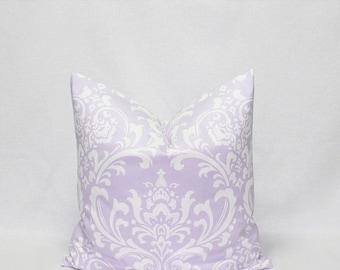 SALE Purple Pillows Lilac pillows Lavender Pillows Decorative Pillows 20 x 20 Inches - Purple Cushion Covers Throw Pillow Covers Lavender pi