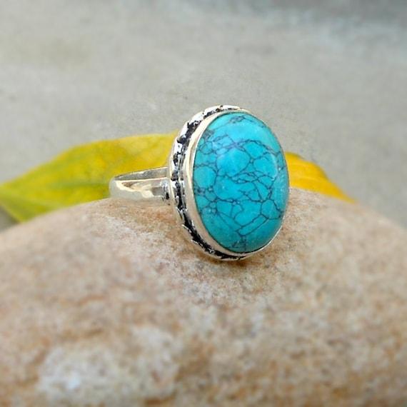 turquoise gemstone ring december birthstone jewelry. Black Bedroom Furniture Sets. Home Design Ideas