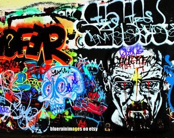 Series Of Dreams, Graffiti, Street Art, Urban Art, City Art, City Photography