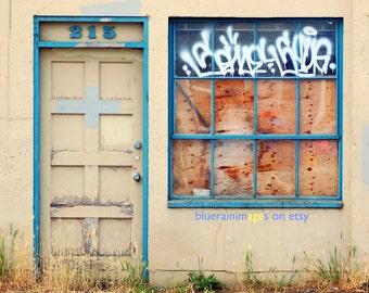 Truth Or Beauty, Street Photography, Street Art, Urban Decay, Abandoned, Graffiti