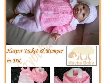 Harper knitting pattern