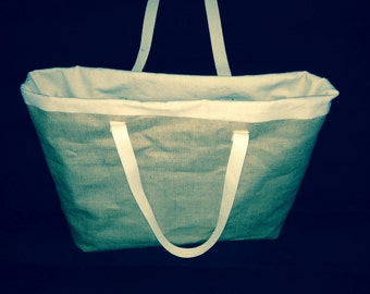 Simple Tote Bag - Durable Construction