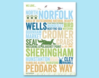 We love....North Norfolk