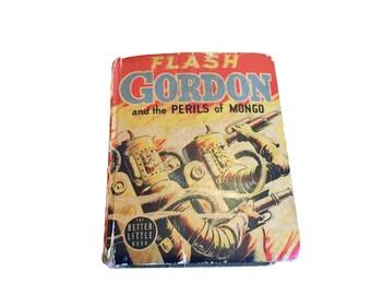 Big Little Book: Flash Gordon and the Perils of Mongo c. 1940