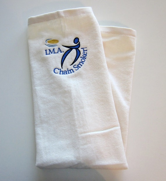 Disc Golf Towel Golf Pickleball Towel Embroidered Towels