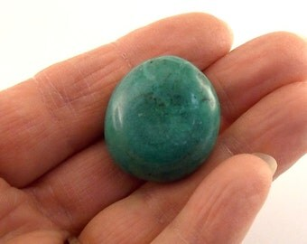 1 Chinese Turquoise Bead