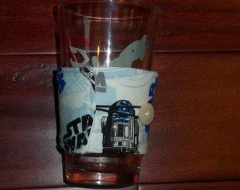 Space Robot coffee, tea cup or mug cozy