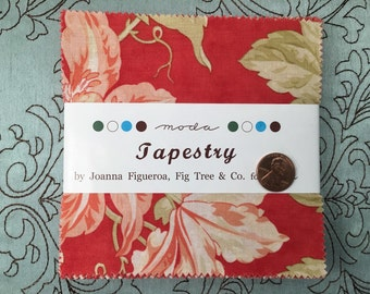 Tapestry by Fig Tree Quilts for Moda Fabrics - Charm Pack