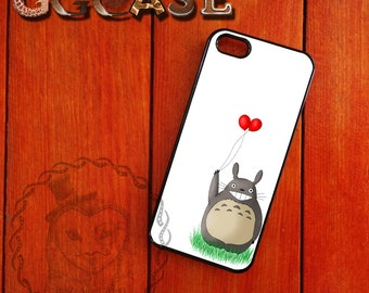 Totoro  iPhone Case for iPhone 4/4s  iPhone 5/5s and iPhone 6/6Puls