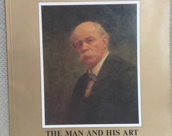 Frederick McCubbin Art Book The Man and his Art Australian Artist McCubbin Oversize Biography 1980