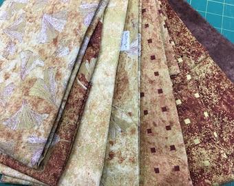 "SALE SALE SALE Solid Ground Quilt Kit 58"" x 70"" Stonehenge Fabrics"