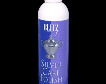 Blitz Silver Polish 8oz  (CL818)