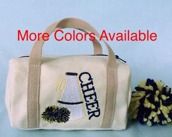 Cheer Duffle Bag for American Girl/18 Inch Doll