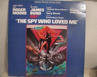 The Spy Who Loved Me  Soundtrack 1977