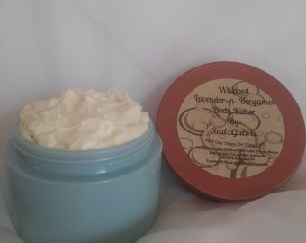 Whipped Body Butter 6oz