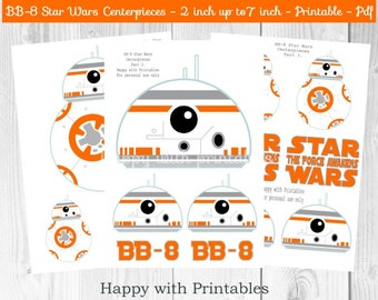 star wars centerpieces bb8 centerpieces star wars centerpieces star ...