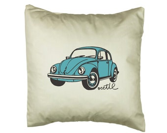 VW Beetle Cushion