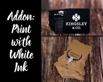 White Ink Addon