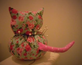 Cat Pincushions lovely mothers day gift x