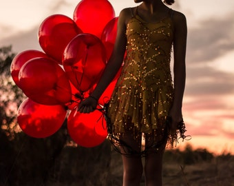 Red Balloons.