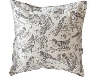 Cushion Cover Grey Loicas