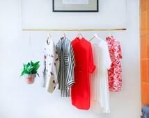 Hanging Clothing Rack