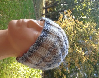Handmade winter hat