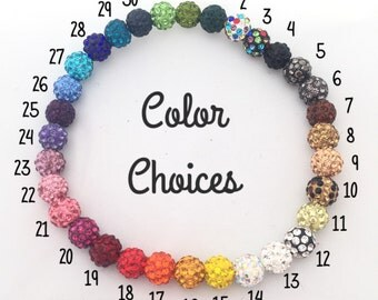 20 pieces 10 mm loose shamballa beads. Ships from USA, high quality!