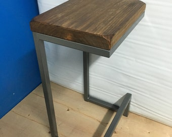 Tim's Custom table and two stools set
