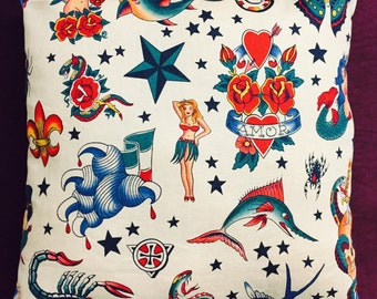 Sailor Jerry pillow