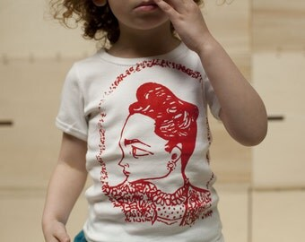 Iconfetish, Simone de Beauvoir, T-shirt