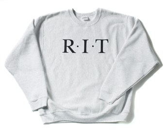 RIT 15.5 oz. Super Heavyweight Crewneck