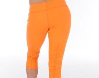 In the Groove Capri - Orange Sherbet
