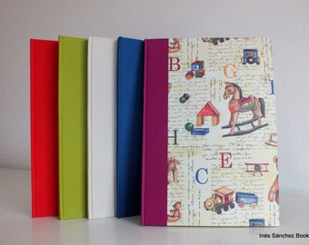 Baby keepsake /Baby memory book /Baby Book birth / Baby Book Journal /Made in Italy