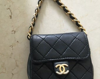 Miniature Chanel bag