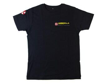 Resident Evil: Umbrella Corp Movie T Shirt