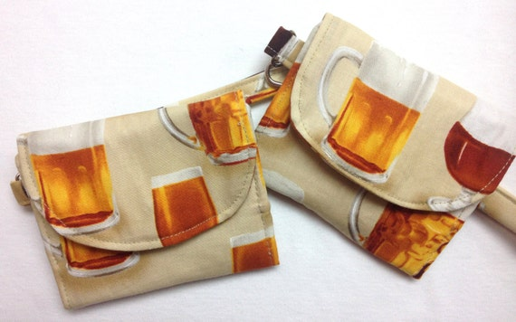 The Thirsty Thursday: Beer Patterned Wallet