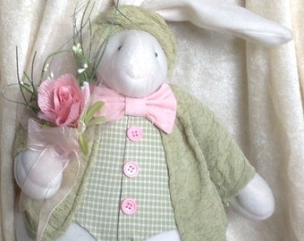 Vintage Easter Bunny Cute