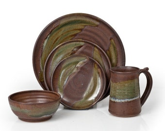 Place Setting-Stoneware 5 piece
